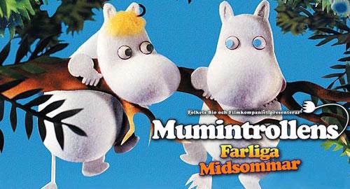 Mumintrolens Farliga Misdommar