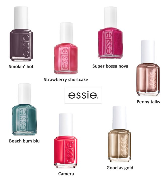 Essie nagellack