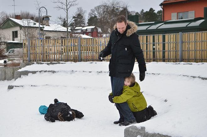 Snöbollskrig_Daniel_Max_Ville