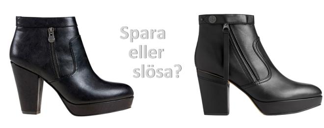 Spara eller slösa - Boots