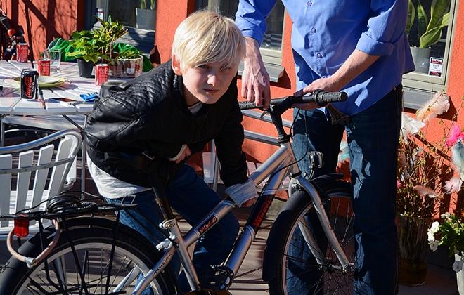 Max-fixar-cykeln