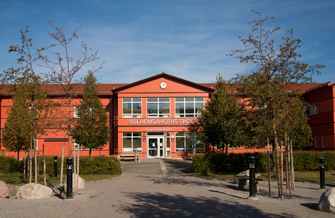 Spånga-Solhemsängensskola