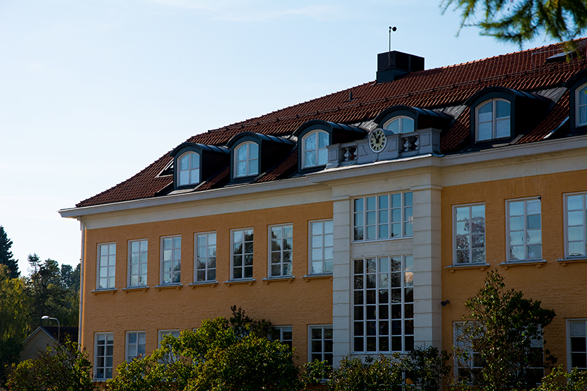 Spånga-Solhemsskolan