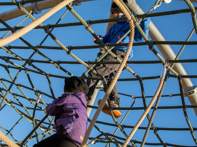 Max-Tilli-klätterställningen