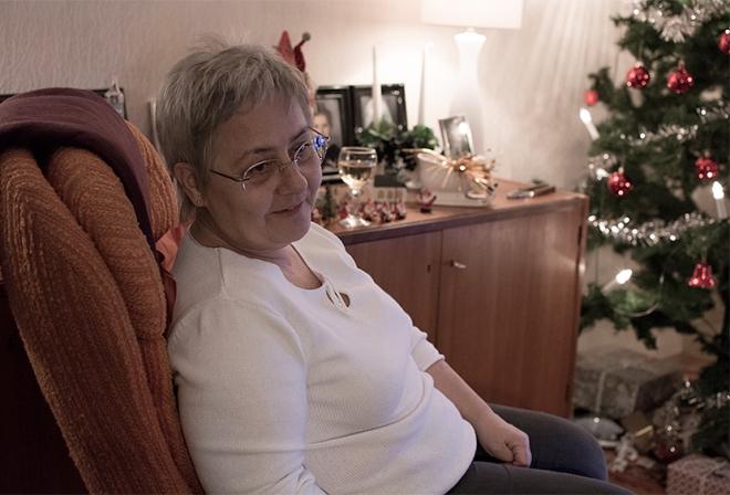 Mamma-på-julafton