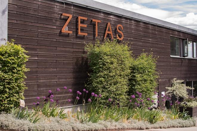 Zetas-trädgård