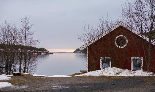 Utsikt Norrfällsviken