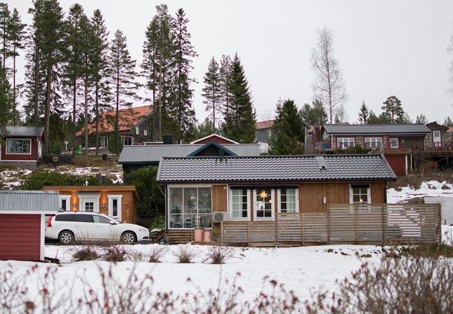 Stugan i Norrfällsviken