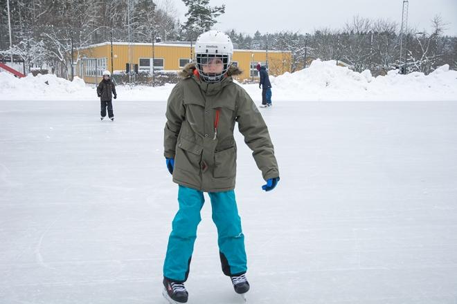 Max on ice