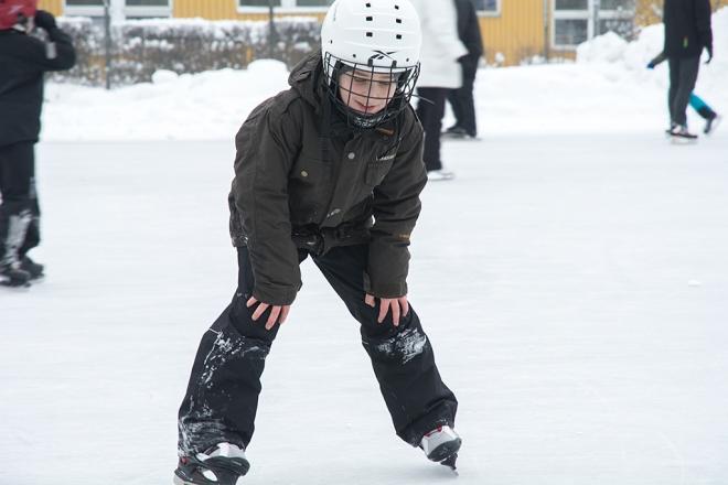 Ville on ice