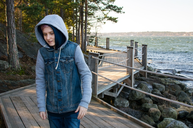 Max på promenaden, Artipelag
