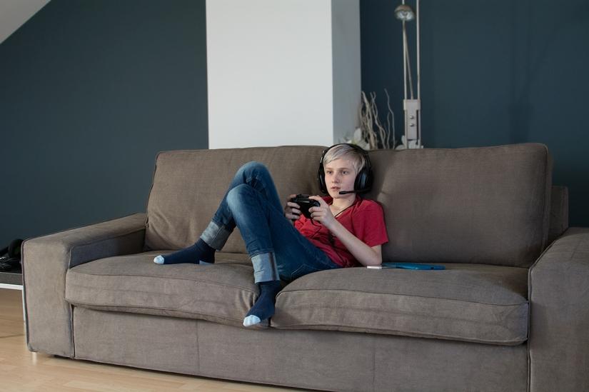Ny soffa, ny tv – check! Och mer påönskelistan.