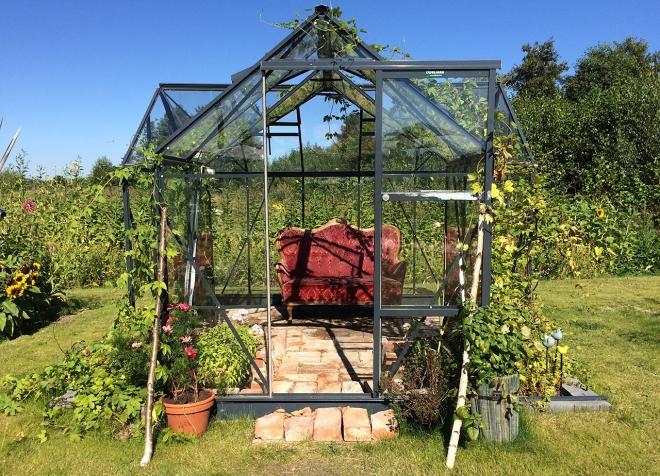Hornudden växthus