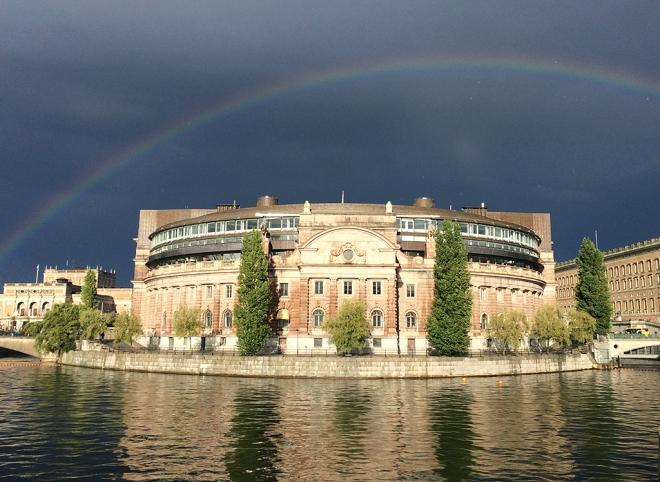 Riksdagshuset_Stockholm